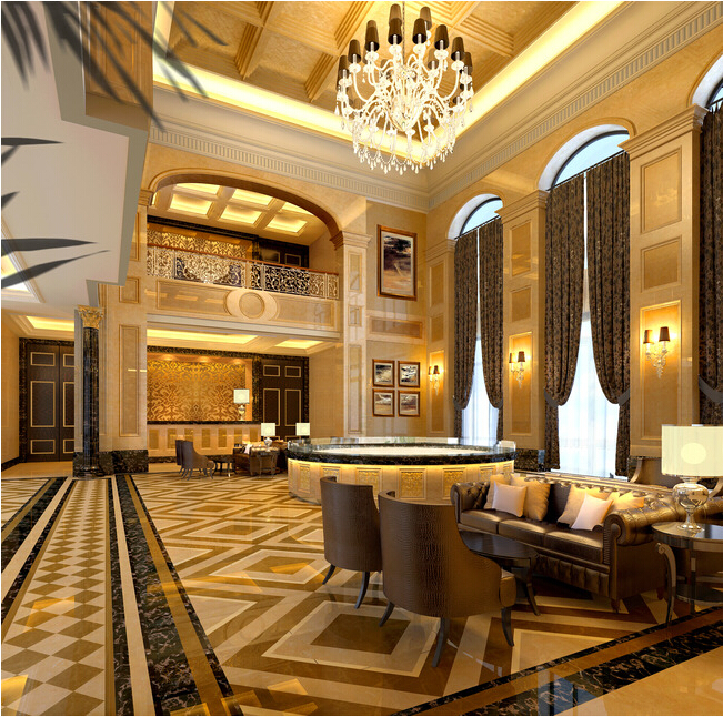 餐饮酒店中式装修