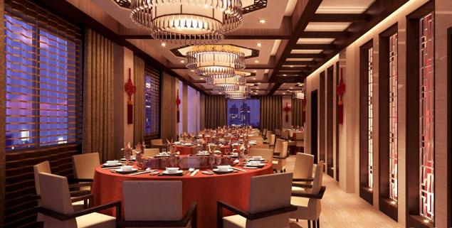 中式餐饮装修