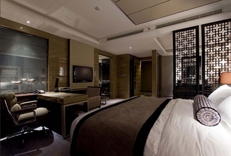 中式酒店装修