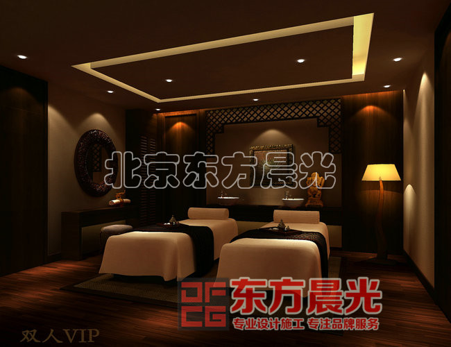 高雅的中式酒店设计风格