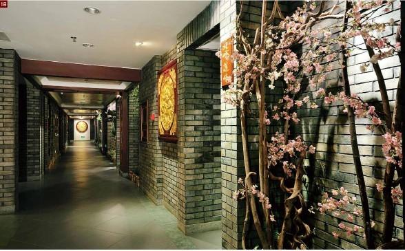 中式餐饮酒店设计公司的装修理念