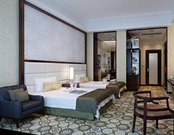 现代中式酒店装修设计