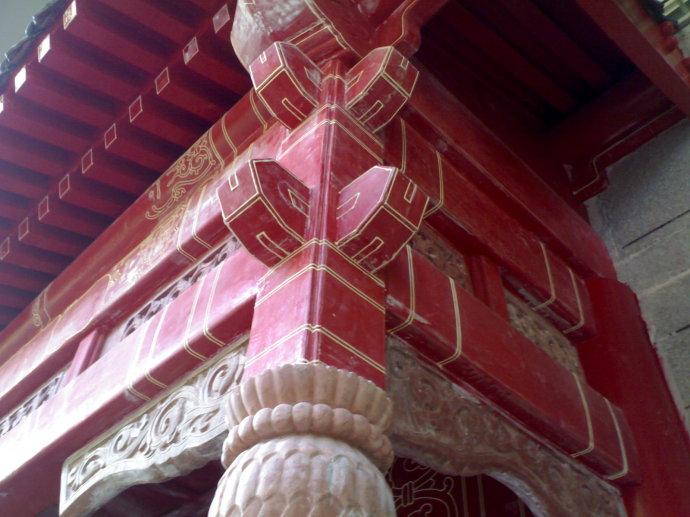 中式酒店装修仿古门头的文化内涵及装修风格