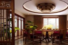 现代中式设计风格餐厅
