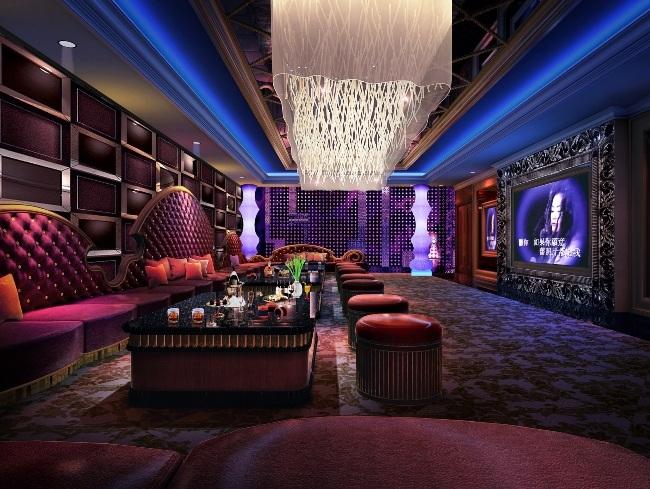 从新中式酒店大堂设计图片上感受华美高贵