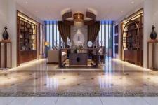 中式酒店室内设计 惊
