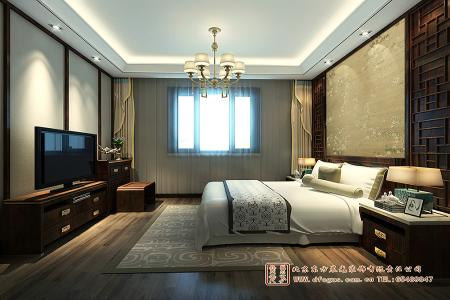 四合院酒店室内设计效