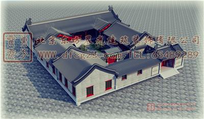 中式会所装修