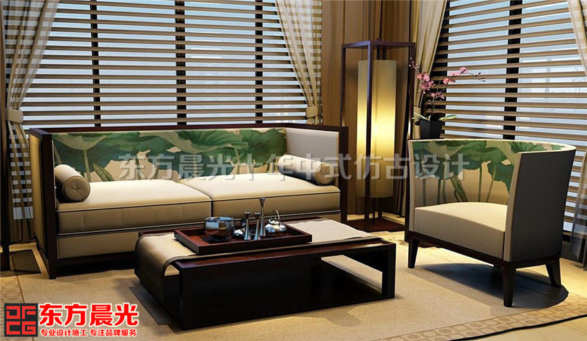 中式风格会所装修