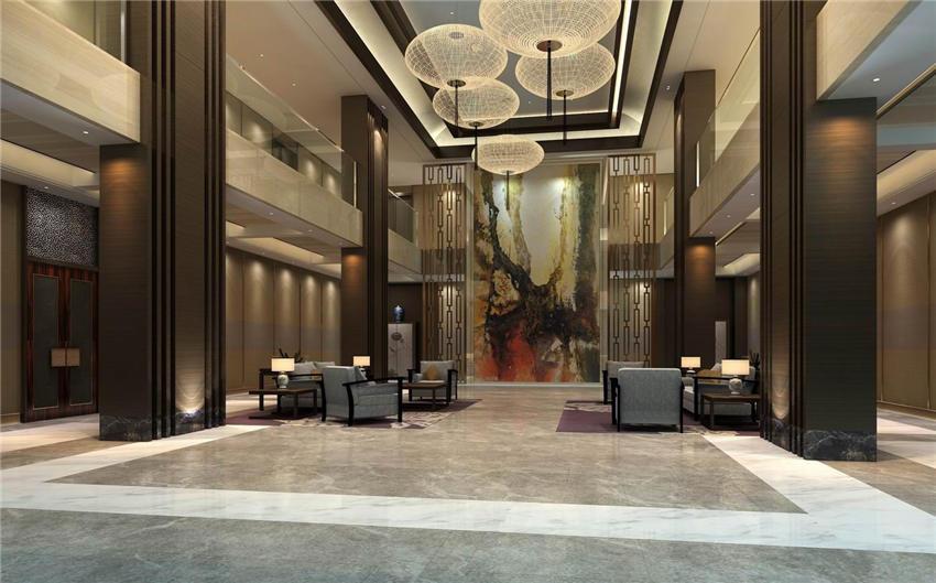 北京某私人会所中式装修设计