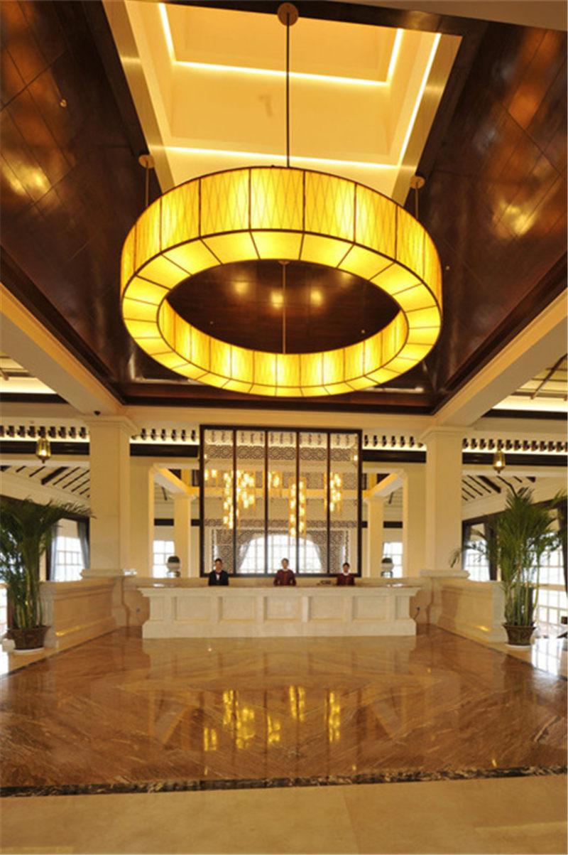 酒店会所装修打造高端视觉享受