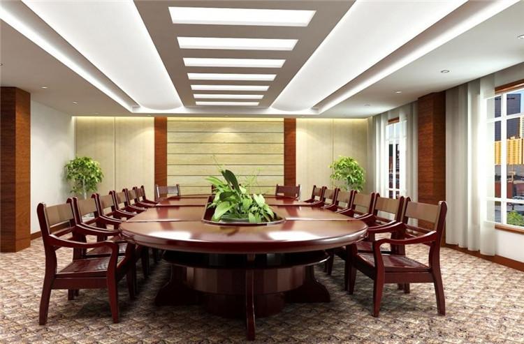 简约风格商务会所中式装修设计