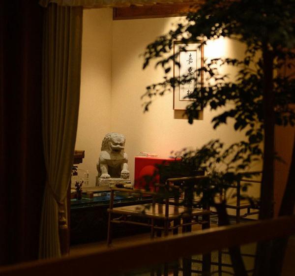 四合院会所传统中式装修特色