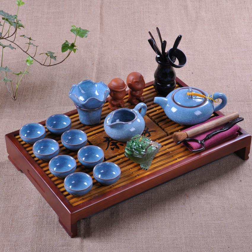 中式茶具套装
